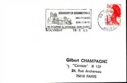 FRANCE 1983 - SOUVIGNY - ORGUE - ORGAN - Musique