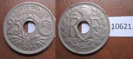 Francia 25 Centimos 1927 - Monedas
