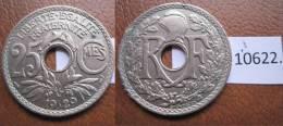 Francia 25 Centimos 1929 - Monedas