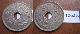 Francia 25 Centimos 1930 - Monedas