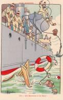 GERVESE  H.  Nos Marins.  59.  Un Homme à La Mer !. - Gervese, H.