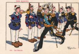 GERVESE  H.  Nos Marins.  60.  La Garde. - Gervese, H.