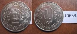 India 50 Paise 1985 C - Monedas