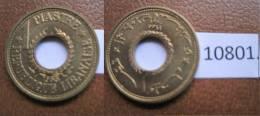 Libano 1 Piastra 1955 - Monedas