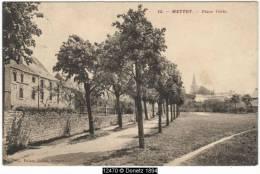 12470g PLACE VERTE - Mettet - 1911 - Mettet