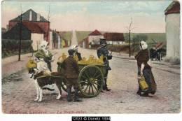 12531g LAITIERES - Le Procès-verbal - Charrette à Chien - Aerschot - Aarschot