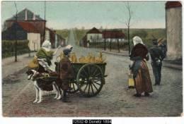 12532g LAITIERES - Colère Et Dépit - Charrette à Chien - Aerschot - Aarschot