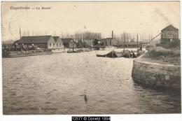 12577g FABRIQUE De BOULETS OVOIDES A. Dawagne & Cia. - Le Bassin - Erquelinnes - 1905 - Erquelinnes