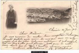 12658g CHERARIA - Ouataf Moktar - Rentier Socialiste - 1909 - Constantine