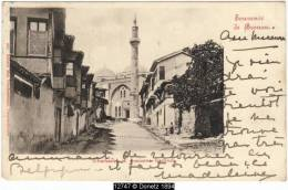 12747g BROUSSE - Chahadet Et Maisons Turques - 1902 - Turkije
