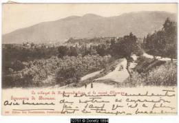 12751g BROUSSE - Le Vilayet De Hudavendighiar Et Le Mont Olympe - 1902 - Turkije