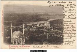 12816g BROUSSE - Panorama - 1902 - Turquie