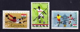 Ghana - 1966 - Victory In African Soccer Cup - MNH - Ghana (1957-...)