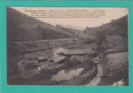 LA BASTIDE DE SEROU (Environs) --> La Turère, Moulin à Minium Sur L´Aujole - France