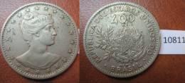 Brasil 400 Reis 1901 - Monnaies