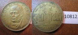 Brasil 500 Reis 1936 - Monnaies
