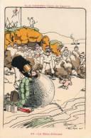 GERVESE  H.  Nos Marins  ( Série De Guerre )  62  La Mine échouée. - Gervese, H.