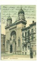 BELGIQUE/ ANVERS/ ANTWERPEN/ La Synagogue (JUDAISME) (COULEUR) - Antwerpen