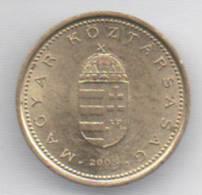 UNGHERIA 1 FORINT 2005 - Ungheria