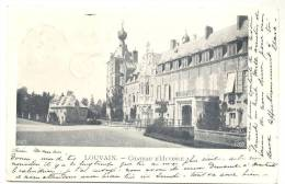 LEUVEN-CHATEAU D'HEVERLEE-KASTEEL-VERZONDEN 1902-VED 263 - Leuven