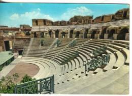 Cartolina Teatri-teatro Romano-benevento - Teatro