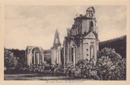 Kloster- Ruine Himmerod, Rhineland-Palatinate, Germany, 1910-1920s - Allemagne