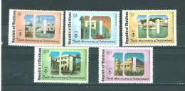 Maldives: 541/ 545 ** - Maldives (1965-...)