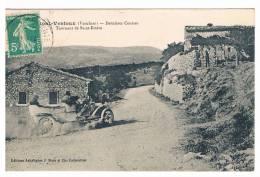 Mont -Ventoux Dernières Courses , Tournant De Saint- Estève  (84) - France