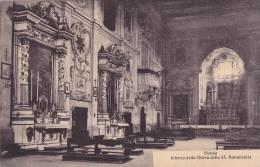 Interno Della Chiesa Della SS Annunziata, Pistoia (Tuscany), Italy, 1900-1910s - Pistoia