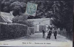 MARLY LE ROI RENDEZ VOUS DE CHASSE - Marly Le Roi