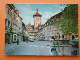 E1-Allemagne-freiburg Im Breisgau-oberlinden --voitures-automobiles-- - Friedeburg