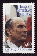 FRANCE  1996  -  Y&T  3042  - Mitterand  -  Oblitéré - Usati