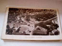 ITALY LAZIO - ROMA  ( ROMA  ) - ROMA DAL DIRIGIBILE IL QUIRINALE - VIAGGIATA REGNO 1921 - Non Classificati