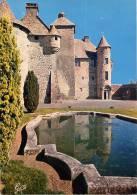 Francia - Cartolina CHATEAU DE CORDES, ORCIVAL - PERFETTO E59b - France