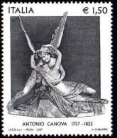 PIA - ITALIA - 2007 : 250° Della Nascita Di Antonio Canova - (SAS  2996) - 6. 1946-.. Republic