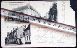 Drulingen  Signature Scheuer 1905 - Drulingen