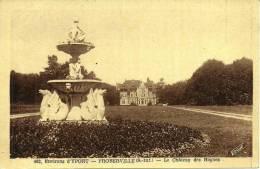 5g - 76 - Froberville - Seine-Maritime - Environs D´Yport - Le Château Des Hogues - Vogue N° 482 - Yport