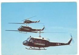 G340 Servizio Aereo Dell´Arma Dei Carabinieri - Elicotteri / Non Viaggiata - Manovre