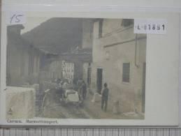 CARRARA CITTA' E1U L81891 - Italie