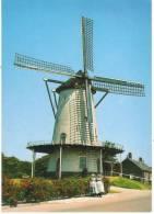Nederland/Holland, Kloetinge, Stellingkorenmolen, Ca. 1975 - Goes