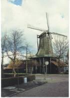 Nederland/Holland, Koog Aan De Zaan, Oliemolen Het Pink, Ca. 1990 - Zaanstreek