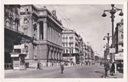13. Cpsm. Pf. MARSEILLE. La Canebière. 785 - Marseille