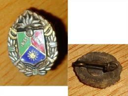 BELLE BROCHE INSIGNE MINIATURE DRAGO*LéGION éTRANGèRE*1. REG*HONNEUR FIDéLITé 1635 - 1921 - Insignes & Rubans
