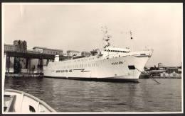 Romania Ship ´Pascani´ Boat Press Photo 23x15 Cm    #s112 - Schiffe