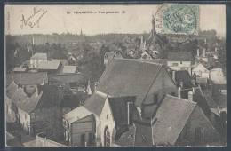 - CPA 27 - Verneuil-sur-Avre, Vue Générale - Verneuil-sur-Avre
