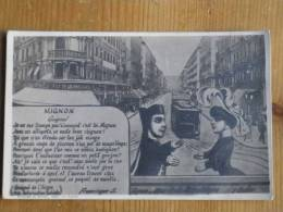 CPA LYON (69) -Guignol- Tramway - Autres