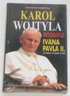 POPE JEAN PAUL II ( Karol Wojtyla ) ´´ BIOGRAPHY ´´ ( Croatian Language - MINT BOOK ) Pape Papst Papa Paus Religion - Books, Magazines, Comics