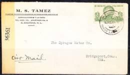 """R)1934-35 COMMERCIAL """"PLANTAS INDUSTRIALIZADORAS DE PRODUCTOS AGRICOLAS"""" AGRICULTORES Y LA CAÑA. N LEON MEXICO TO THE SP - Mexico"""