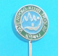 WATER-POLO CLUB Triglav Kranj  # 7. ( Slovenian Pin ) Badge Waterpolo Wasserball Pallanuoto Polo Acuatico - Water Polo