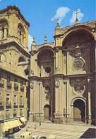Espagne - España - Granada Fachada Principal De La Catedral - Granada